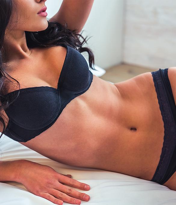 female model torso